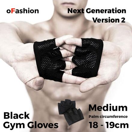 Gym Glove Unisex Medium - Main 2
