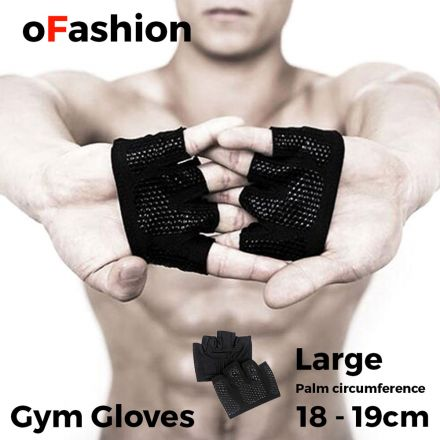 Gym Glove Unisex Large - Main