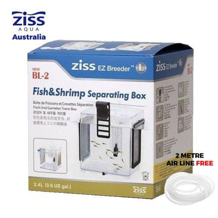 Aquarium Fish & Shrimp EZ Breeder Box Ziss Aqua