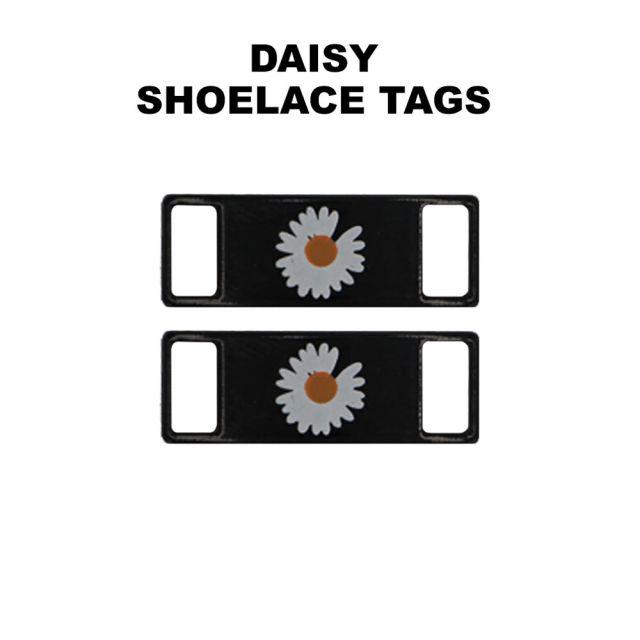 Daisy Shoelace Charm Buckle