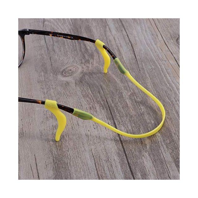 Kids Ear Hooks & Lanyard - Yellow