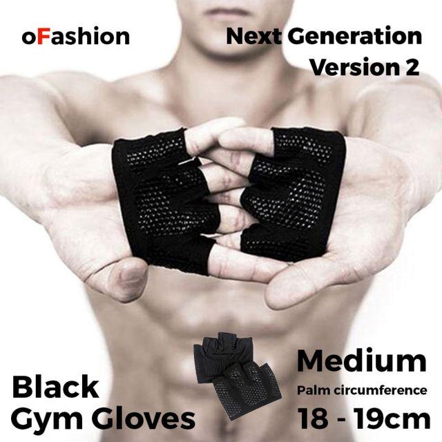 Gym Glove Unisex Medium - Main 2