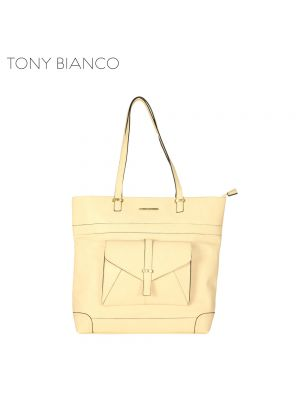 Tony Bianco - As Tears Go By Maryann Tote - Sand - Front