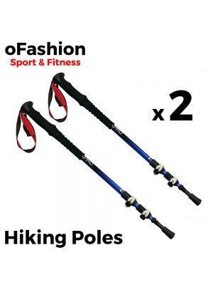 Hiking Trekking Walking Poles BBW - Set of 2 oFashion