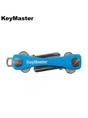 KeyMaster - Blue Smart Key Organiser Front