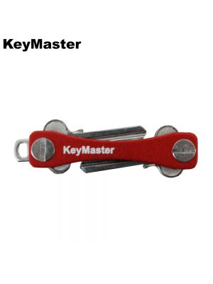 KeyMaster - Red Smart Key Organiser Front