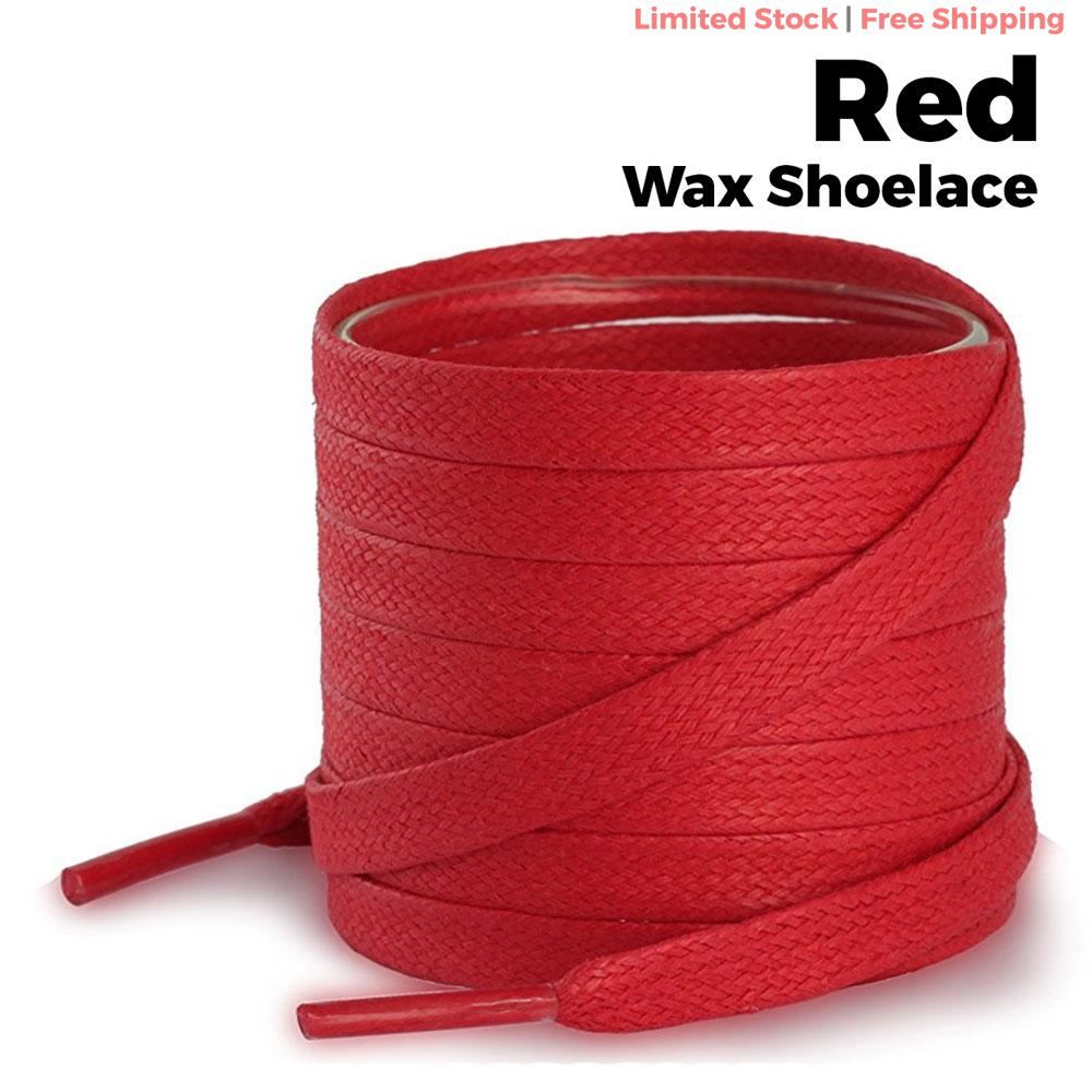 Shoelaces-Flat-Wax-Sports-shoe-laces-Colorful-Coloured-Round-Bootlace-Sneakers